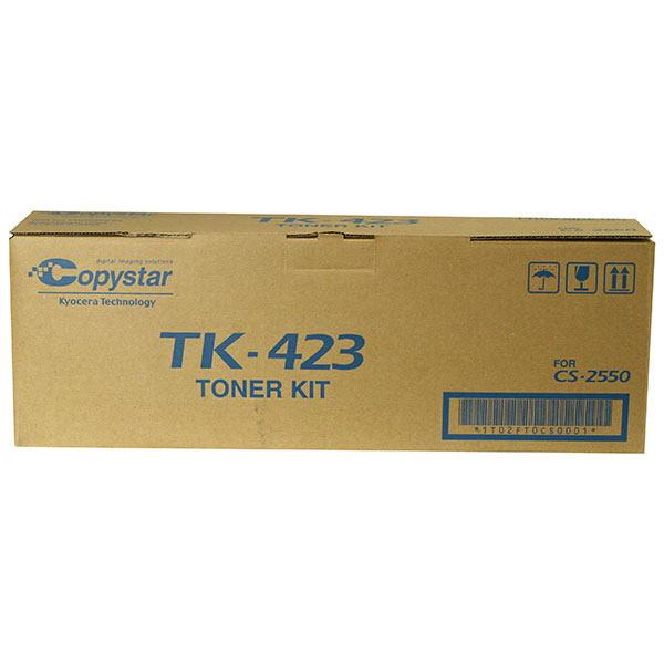 Copystar 0T2FT0CS (TK-423) Black OEM Toner