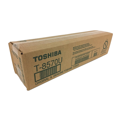Toshiba T-8570U Black OEM Toner Cartridge