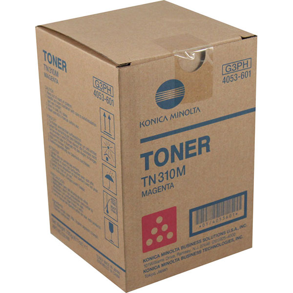 Konica Minolta 4053-503 Yellow OEM Copier Toner